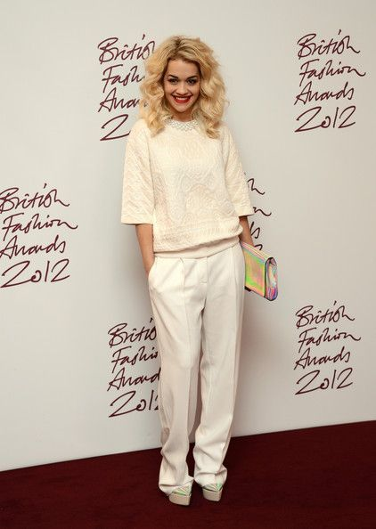 Rita Ora in Stella McCartney