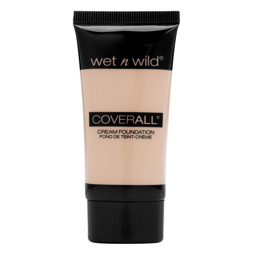 Wet N Wild CoverAll Cream Foundation copertura media totale