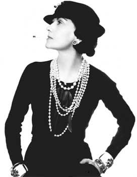 collane di perle coco chanel