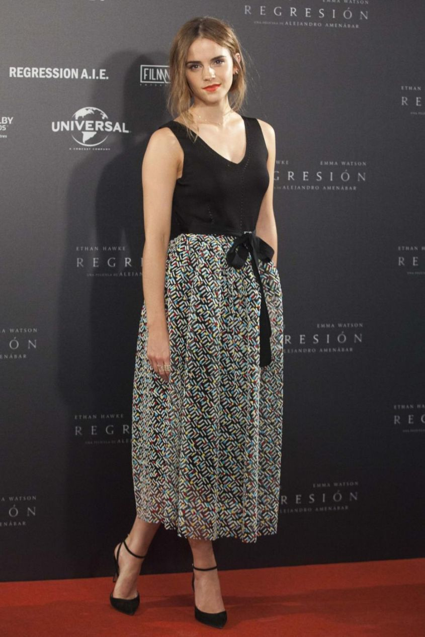 Photocall del film Regression a Madrid, Spagna