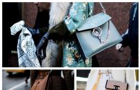 New York Fashion Week Autunno/Inverno 2017-2018: le borse più glam dello street style