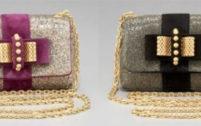 Christian Louboutin: le Sweet Charity Bags glitterate