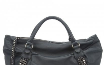 Borse De Couture, Chainmail detail tote