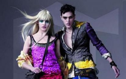 Galliano by John Galliano preview adv p/e 2011
