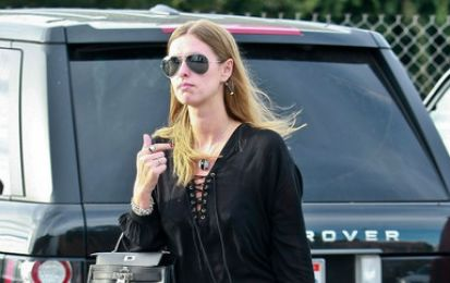 Borse Hermes, la Kelly Bag per Nicky Hilton