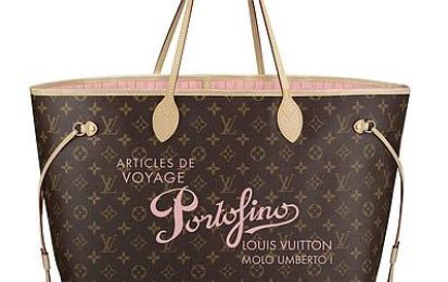 Louis Vuitton borse: la Neverfull Portofino