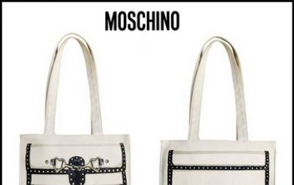 La borsa Moschino per la Vogue Fashion Night Out 2011