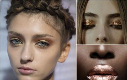 Make up Capodanno 2017: le idee per essere scintillanti [FOTO]