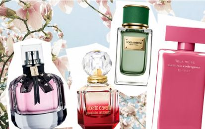 Profumi donna must have per la primavera estate 2017