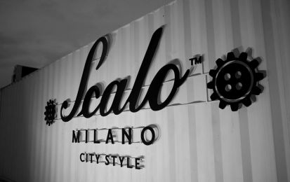 Scalo Milano, il nuovo shopping district dei grandi brand [FOTO]