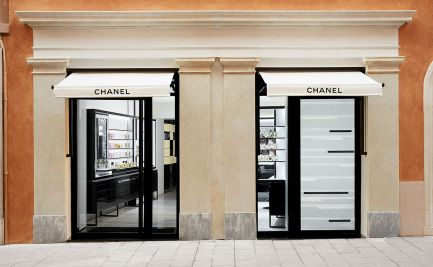 Chanel inaugura la sua 4° Fragrance & Beauty Boutique