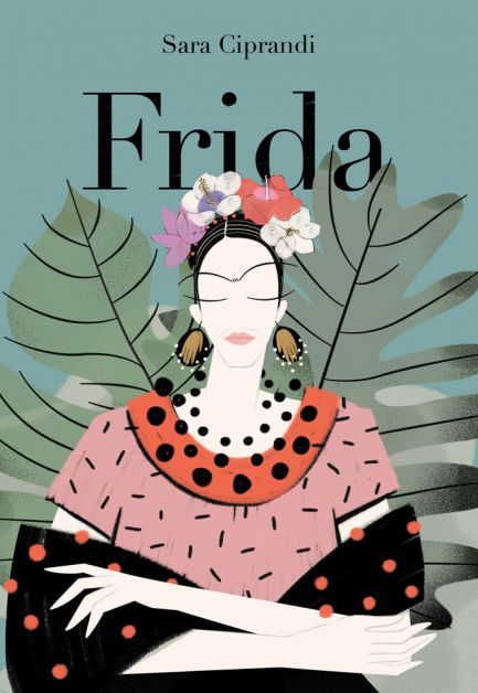 I colori di Frida Kahlo in una biografia illustrata