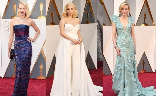 Look Oscar 2016: chi ha vestito chi? [QUIZ]