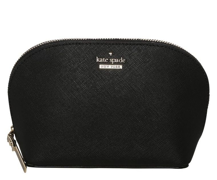 Beauty case nero Kate Spade