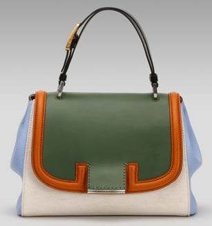Fendi borse: la Silvana Flap Top Bag