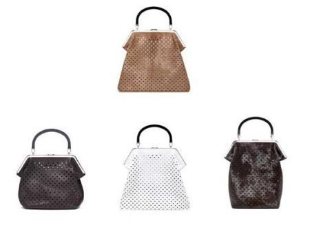 Marni, la cut-out collection per l'autunno 2010