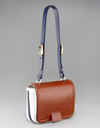Borse Colorblock Fendi: Crossbody Bag e Zip Top Tote