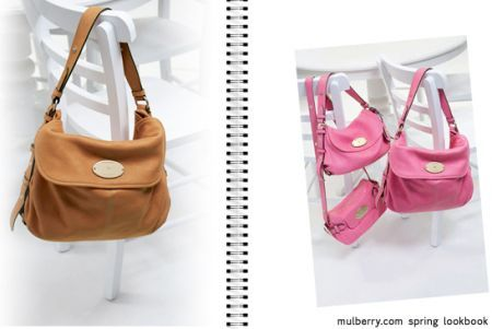 Mulberry for Target, capsule collection low cost per l'autunno 2010