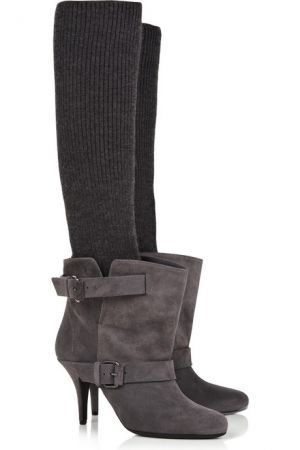 Scarpe Givenchy: ankle boot con calza