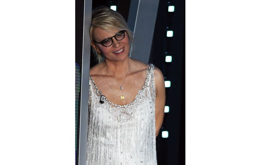 Beauty Look di Maria De Filippi
