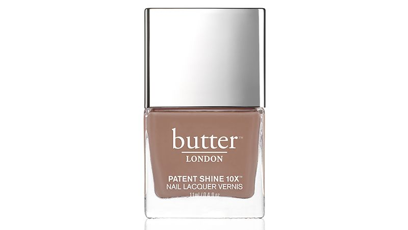 Butter London Patent Shine 10X Nail Lacquer Tea Time