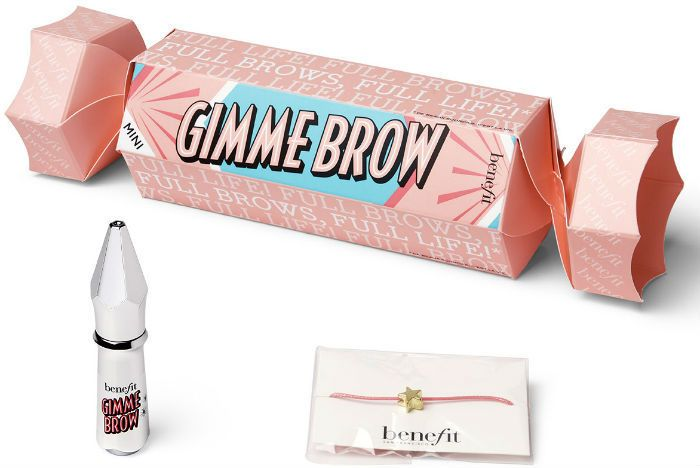 Christmas Crackers Benefit Gimme Brow