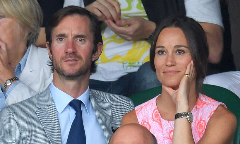 James Matthews pippa middleton