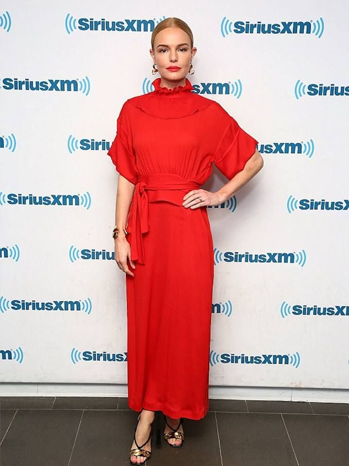 Kate Borsworth in Victoria Beckham
