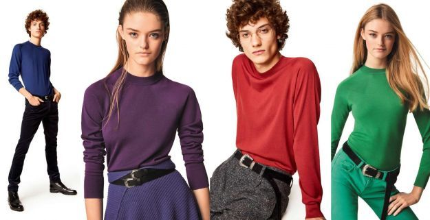 TV31100 United Colors of Benetton: il maglione per donna e uomo