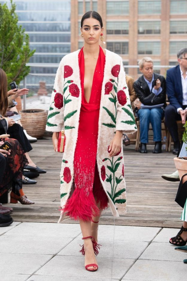 New York Fashion week PrimaveraEstate 2019 tendenze renta