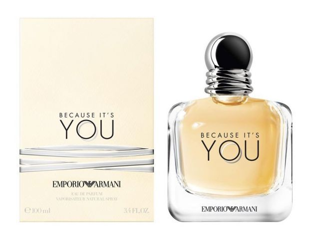 because its you emporio armani cancro
