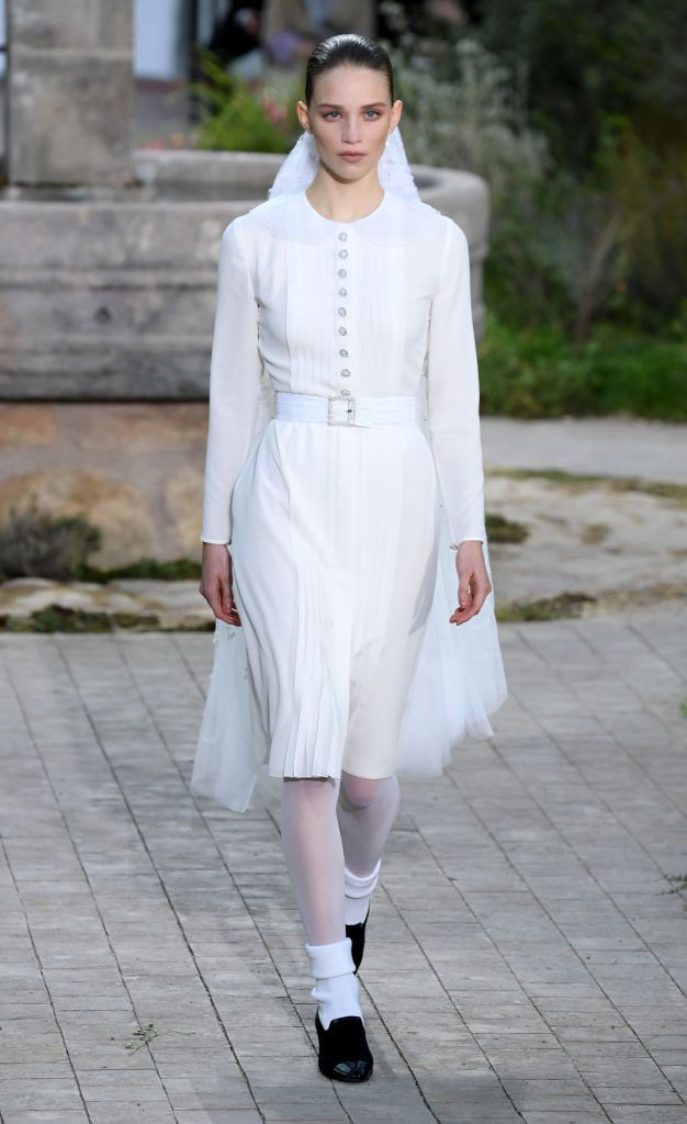 Chanel : Runway   Paris Fashion Week   Haute Couture Spring/Summer 2020