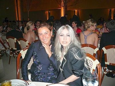 Prada, smoking di Lady Gaga al Met Ball di New York