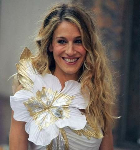 Sarah Jessica Parker madrina d'eccezione per Firenze4Ever..it's Magic