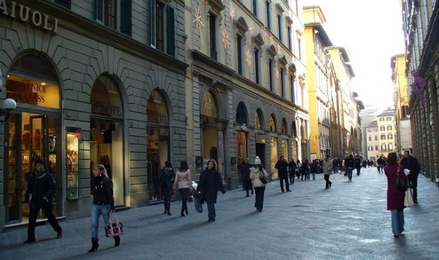 shopping firenze negozi