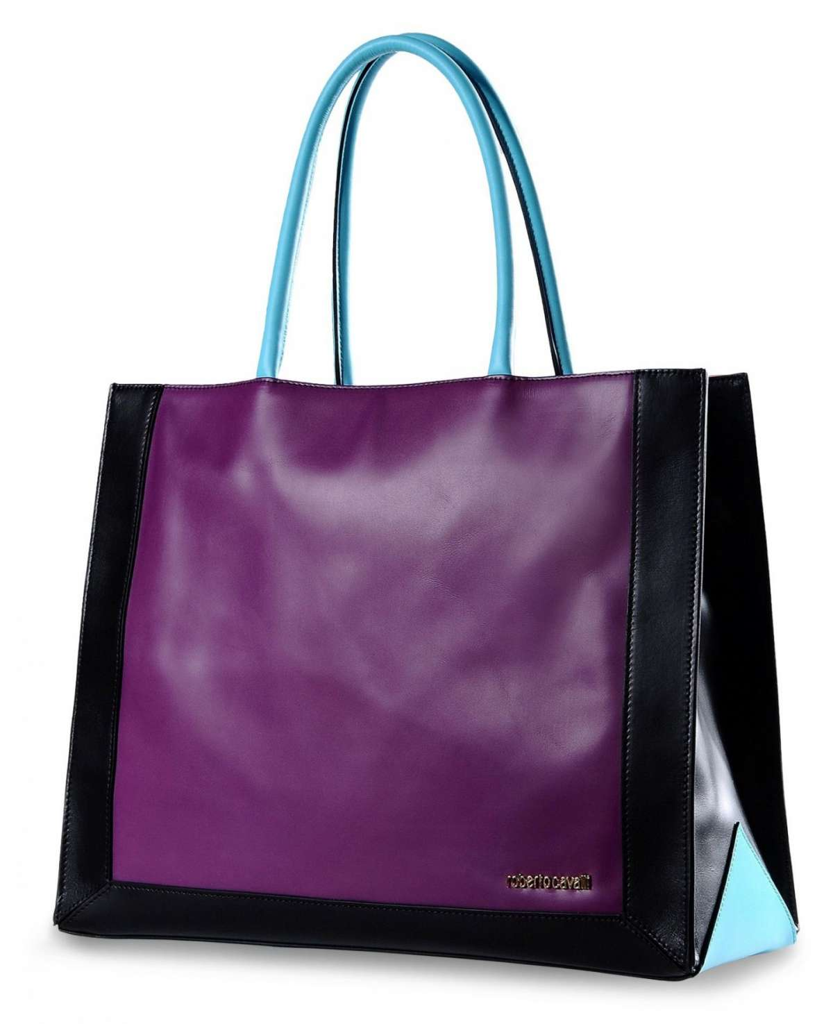 Tote in color block