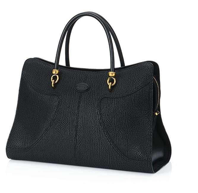 Shopper Tod's Sella nera