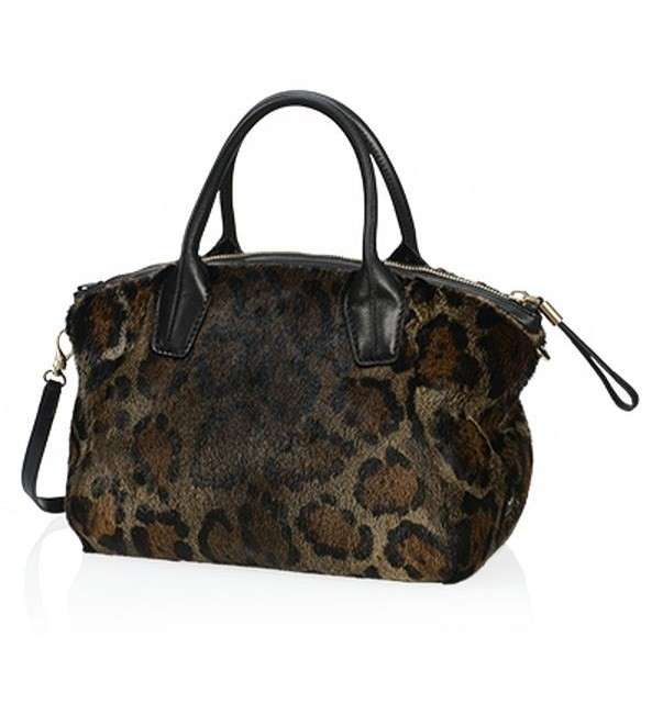 Bauletto D D Bag Tod's maculato