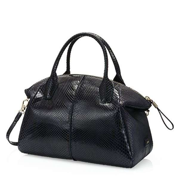 Bauletto D D Bag Tod's in pitone