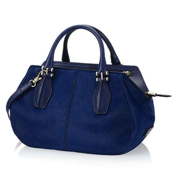 Bauletto D Styling Tod's blu