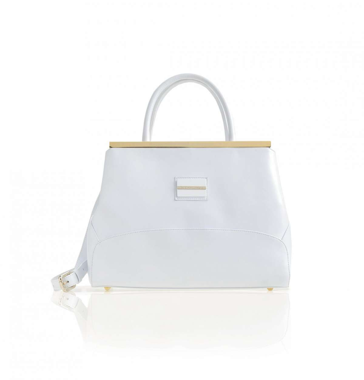 Tote bag total white
