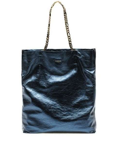 Lanvin New Paper Bag
