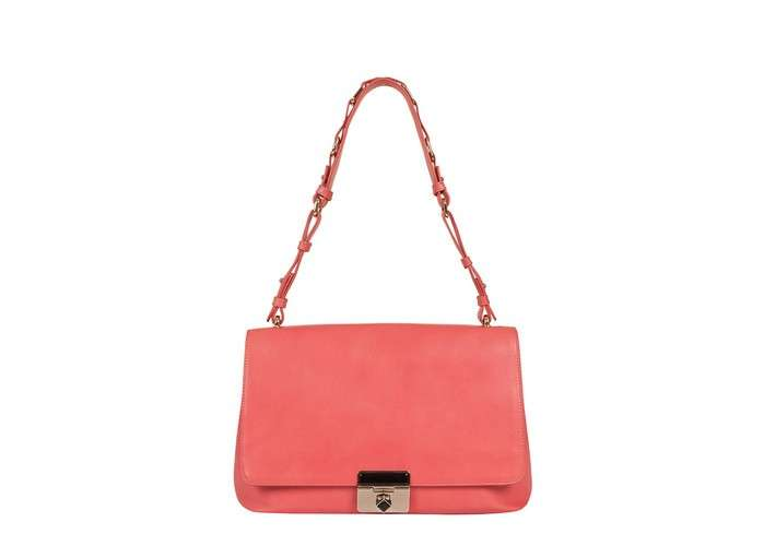 Shoulder bag orange Marella