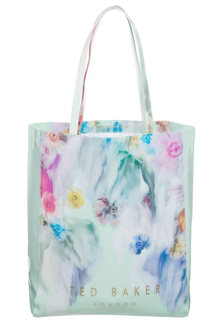Ted Baker shopper colori pastello