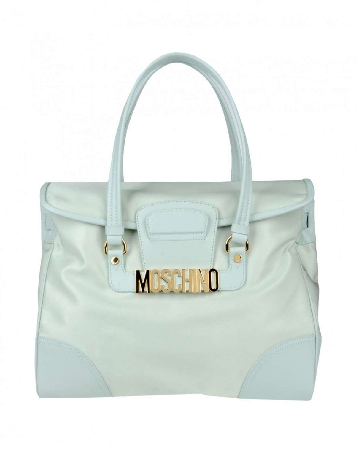 Shopper bianca Moschino