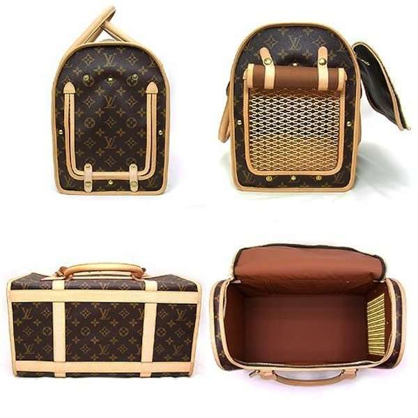 Borsa per cane Louis Vuitton