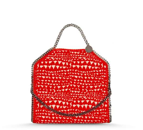 Shopper Falabella in tela di cotone Stella McCartney