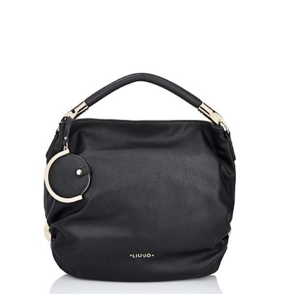 Shoulder bag nera Liu Jo