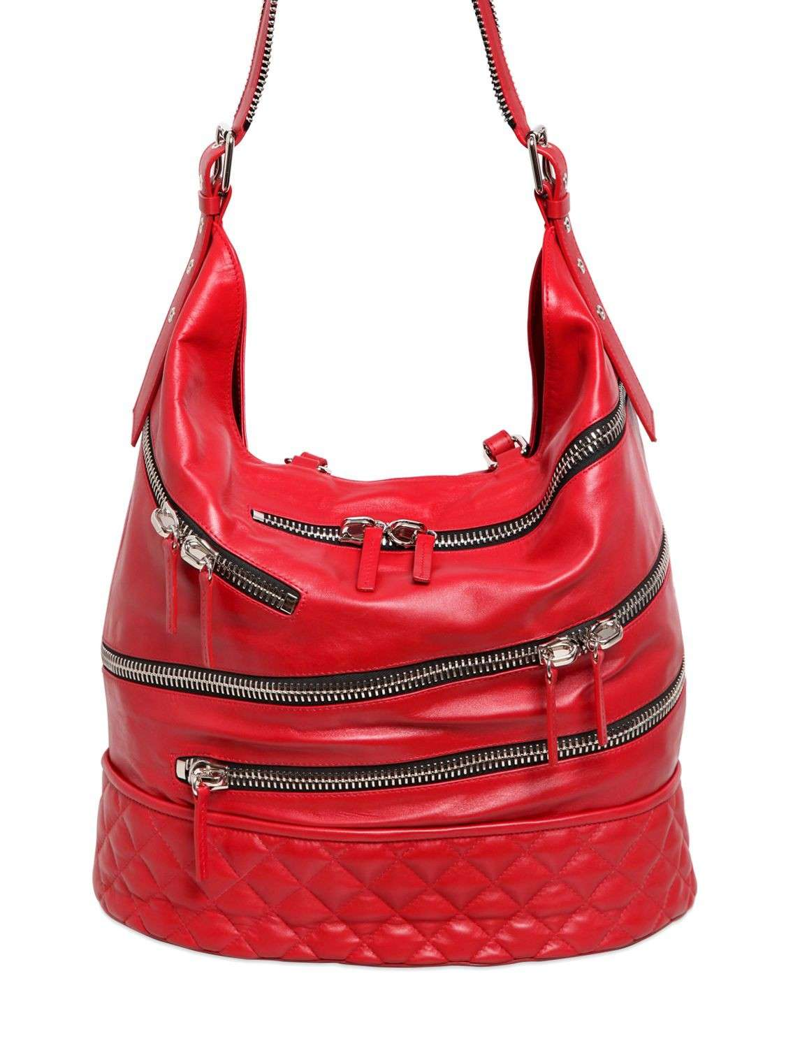 Shoulder bag sporty chic Giuseppe Zanotti