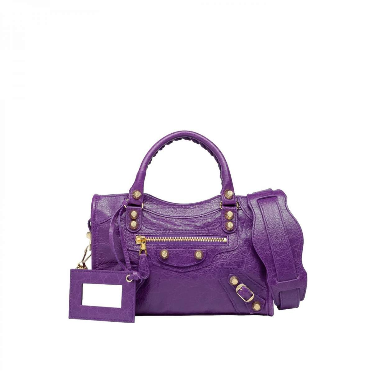 Mini City Bag viola